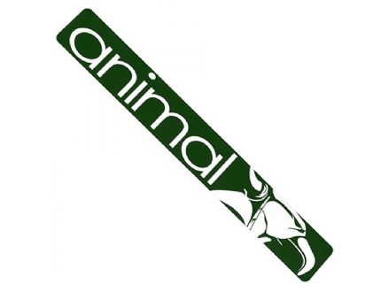 Animal Ramp Sticker Green